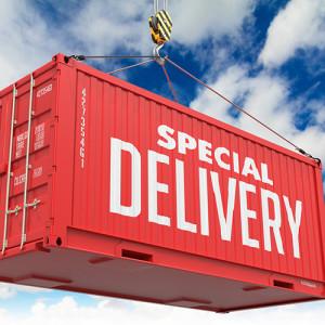 trasporti speciali con container