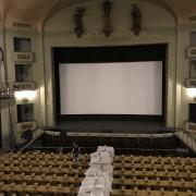 Panoramica del cinema Odeon